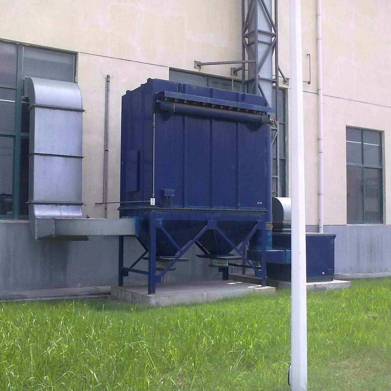 專供水泥廠 脈沖袋式除塵器 科宇 生產DMC單機脈沖布袋除塵器