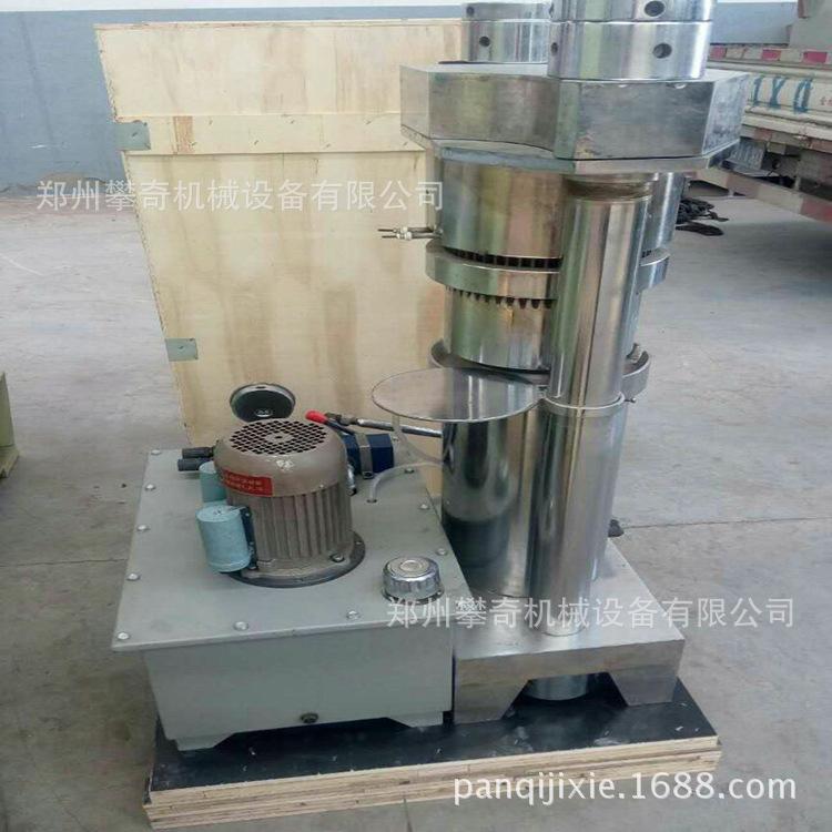全自动流动车载香油机液压芝麻榨油机可到付示例图5