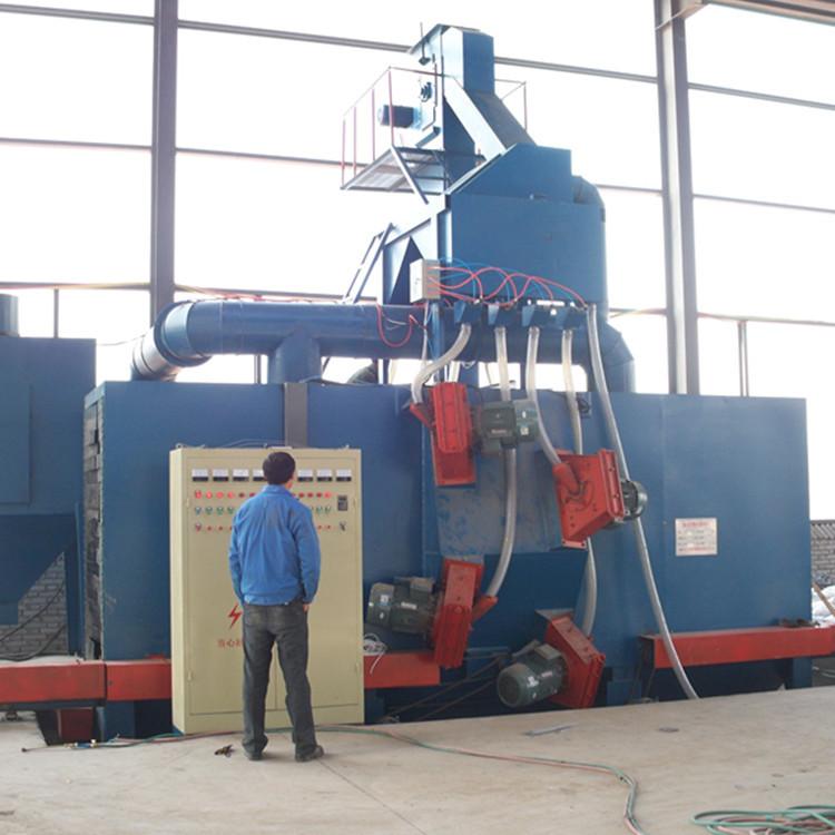 H型钢生产线设备厂家和你相约荷兰花海|批发钢结构焊接生产线设备示例图6