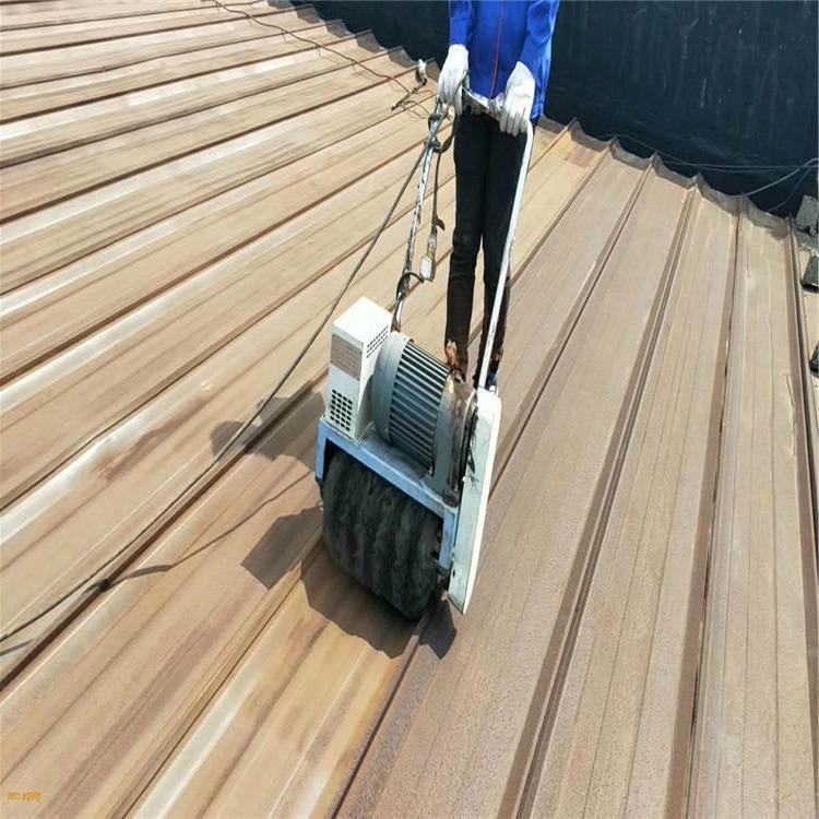 优质产品 彩钢顶翻新漆 彩钢屋顶翻新胶漆 彩钢翻新专用胶 彩钢翻新专用漆 蓝鸽防腐