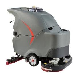 高美GM70BT手推双刷洗地机 自走式全自动洗地机 自驱行走,操作简单