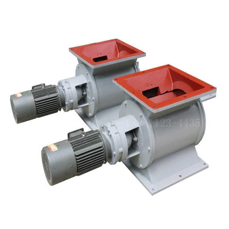 YJD 2 6 16 26a b型星型卸料器現貨 不銹鋼耐高溫鏈條星型卸料器定制