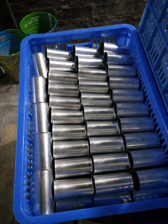 五金件超声波清洗机 铝件除油去蜡超声波清洗机 超声波清洗生产线示例图7