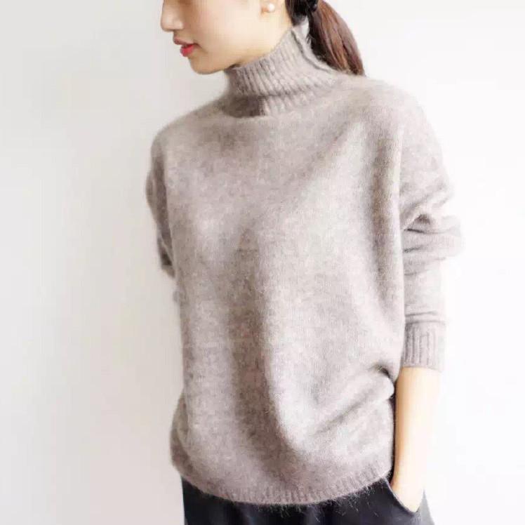 【 高級定制】日本進口紗線毛衣~ 后一批現貨女式高品質毛衣