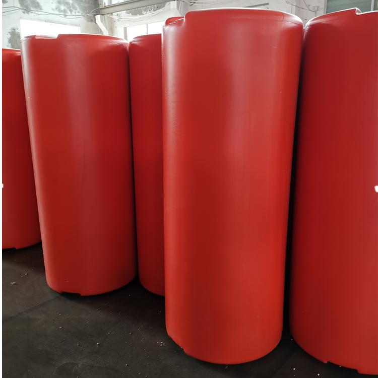 拦垃圾浮桶 白鲢养殖基地漂浮泡沫 拦垃圾浮排 环海塑料
