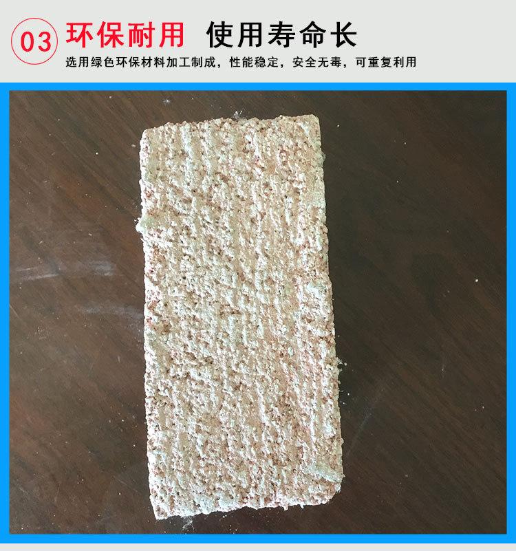 水泥板红色防火隔离带防火门芯板 珍珠岩门芯板 门芯板 珍珠岩示例图6