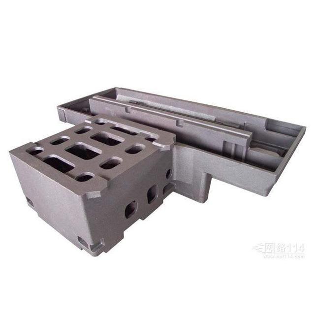 青島鑄造廠家專門定制 床身鑄件 大型機床鑄件