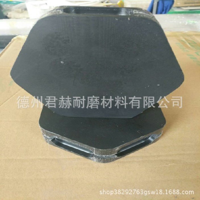 供应煤仓衬板滚筒混料机铸石衬板 厂家耐磨铸石板报价示例图11