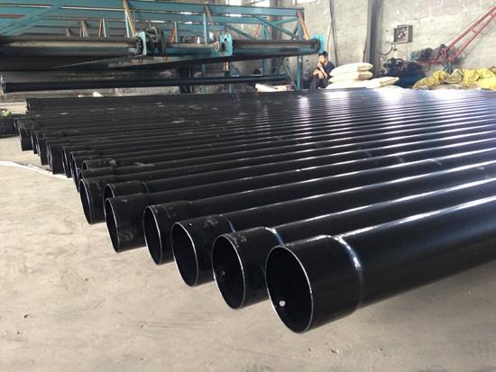 涂塑电缆金属管 热浸塑电缆钢管 涂塑电缆金属管价格
