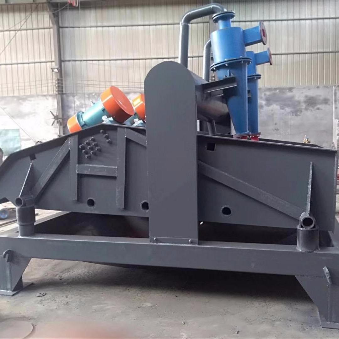 亿顺厂家直销细沙回收脱水一体机,大型全自动脱水,各种型号可定制收沙机上下震动回收脱水