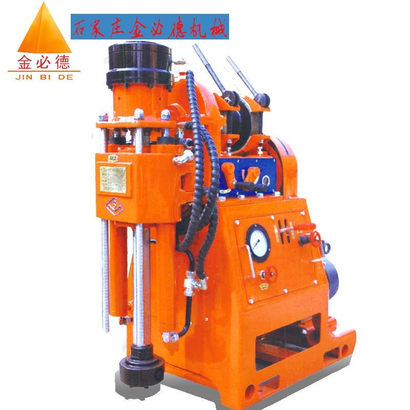 礦用巖芯鉆機 系列架柱式液壓回轉鉆機 氣動鉆機切縫鉆機 安裝拆卸方便鉆機解體性好
