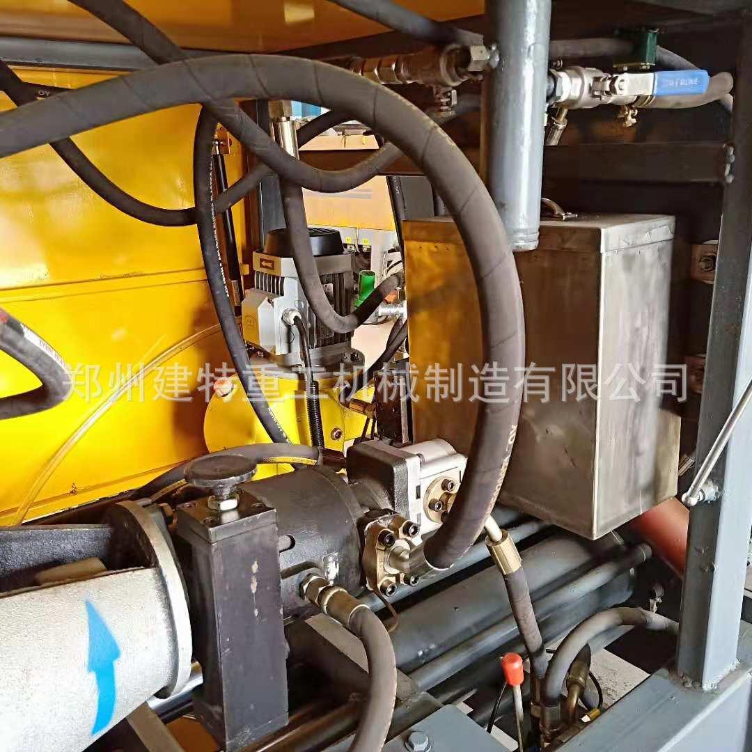 西藏厂家直销湿喷机 JTSP-90型混凝土湿喷机 泵送一体式湿喷机示例图7