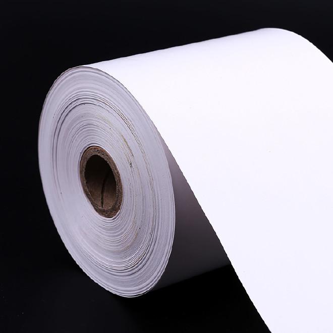 收銀紙 熱敏紙收銀紙 8060mm 小票紙 熱敏打印紙 單層圖片