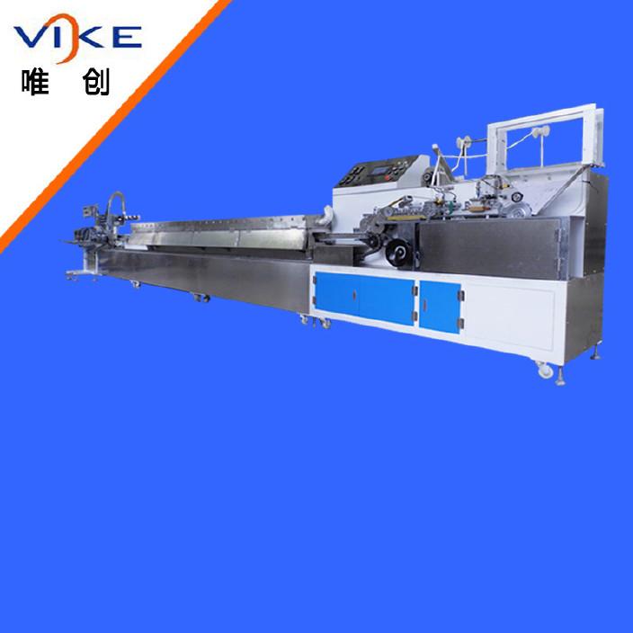 WT-CS02B厂家直销棉签机 包装专用设备 全自动棉签生产设备图片