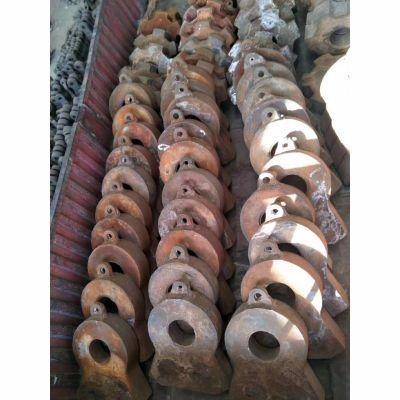 鄂破專用配件 牙板 邊護板 高錳鋼顎板 額板 顎式破碎機鄂板