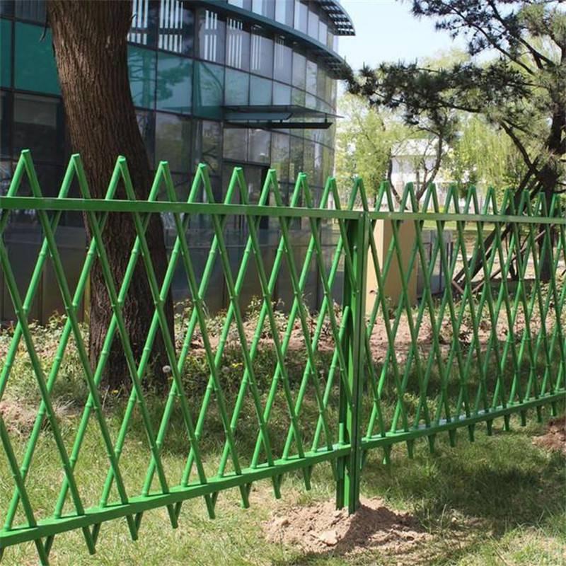 森都 嘉兴仿竹护栏 景观竹节护栏 竹子护栏厂家 园林护栏