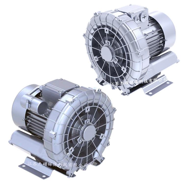 高压涡轮风机 单叶轮涡轮吸风机 双叶轮涡轮送风机示例图2