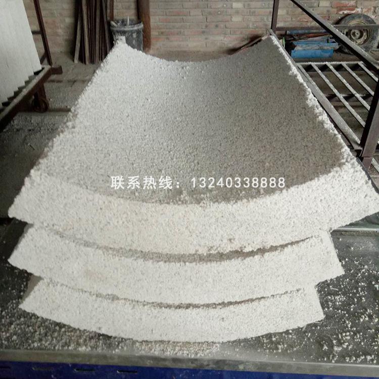 珍珠岩瓦 珍珠岩保温瓦 保温瓦 珍珠岩管壳厂家直供量大从优示例图9