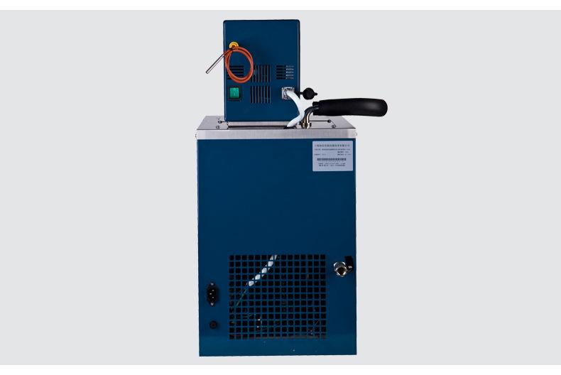上海知信恒温槽ZX-5A低温恒温槽智能恒温槽恒温循环器精密恒温槽示例图6