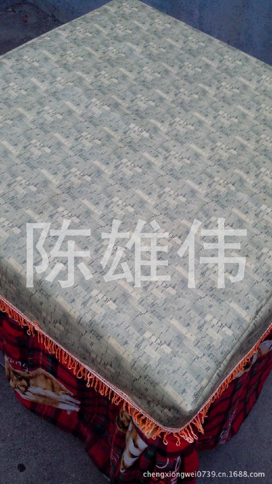 厂家供应皮革桌布 加厚皮子桌罩 皮子桌罩销售示例图7