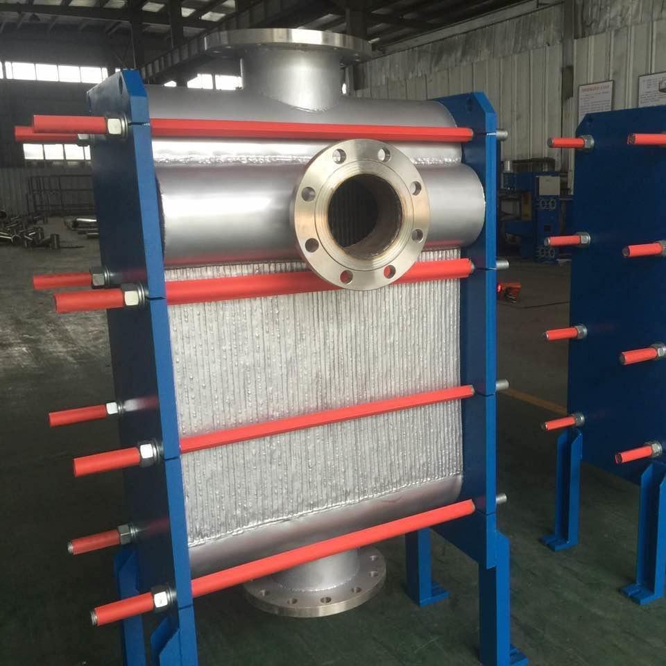 全焊板式换热器  板式换热器厂家  换热器清洗