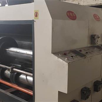 東光縣收售開槽機印刷機