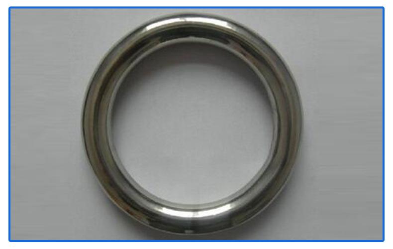 不銹鋼圓環/寵物環/箱包扣環/圓環鑰匙扣/各粗細各規格都有貨示例圖7