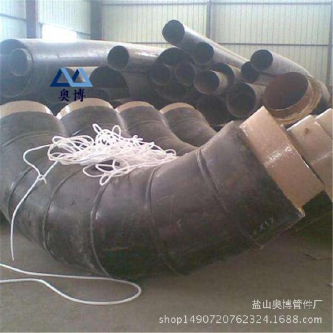 工厂自销 聚乙烯夹克管 高密度聚乙烯黑黄夹克管 批发 聚乙烯夹克示例图6