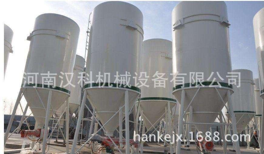 供应厂家直销安徽各地干混砂浆预拌罐 40吨砂浆罐 量大从优示例图14
