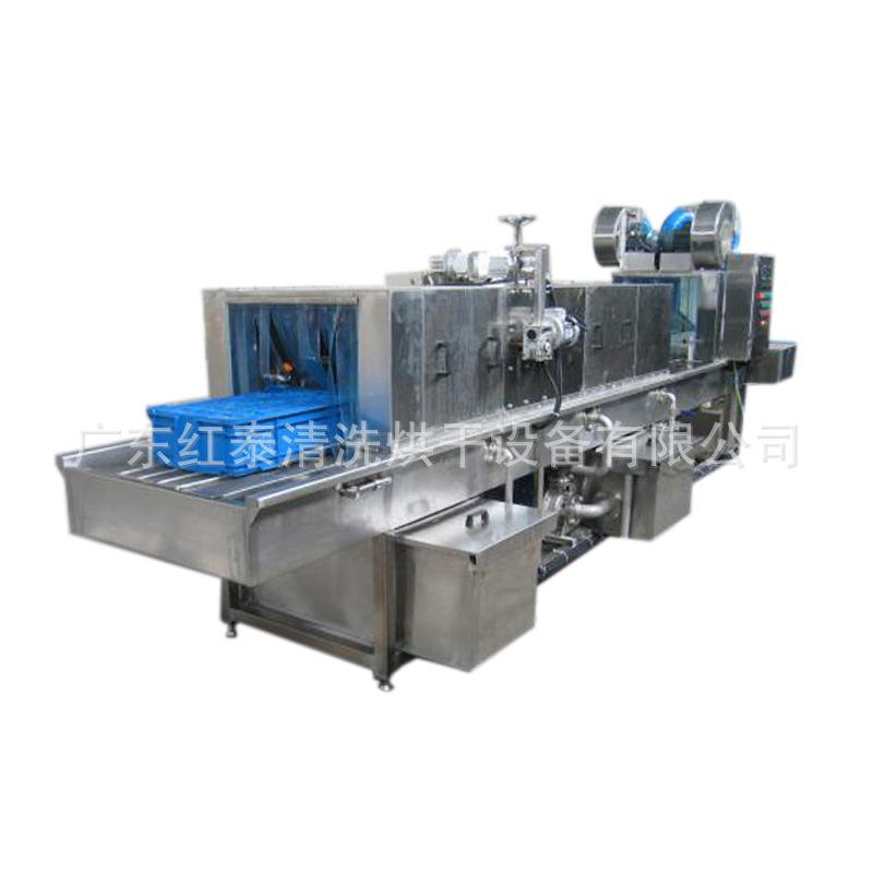 不锈钢餐盘清洗机大批量清洗不锈钢餐盘的机器示例图5