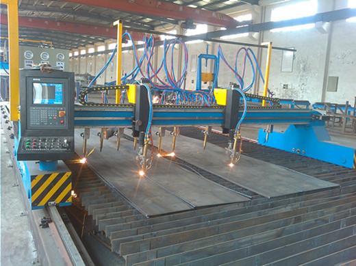 数控火焰切割机|江苏钢结构设备厂家非标定制数控多头切割机示例图1