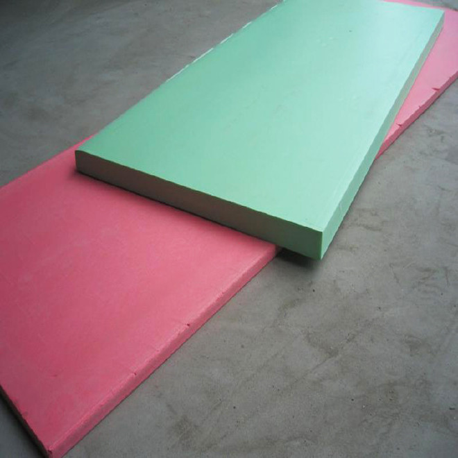 外墻保溫材料擠塑板 40厚擠塑聚苯乙烯泡沫塑料板圖片