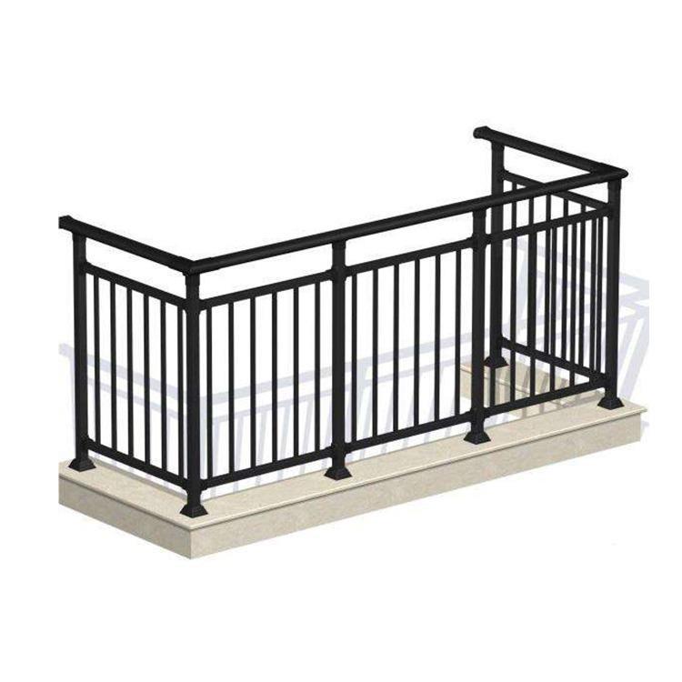 交通市政护栏 小区锌钢阳台护栏 多种可选阳台锌钢护栏 云旭 丝网定制