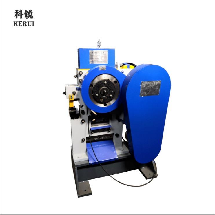 角鐵槽鋼切斷機  角鐵槽鋼切斷機直銷 量大從優可開發票科銳 QA32-8B