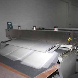 泉润来中空板 瓦楞板 钙塑板 万通板 中空板卷材 中空隔板 格子板