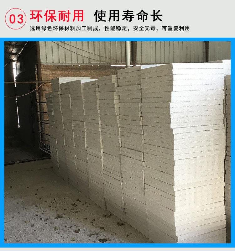 厂家直销无机发泡保温板可定制珍珠岩门芯板 防火门芯板价格从优示例图6