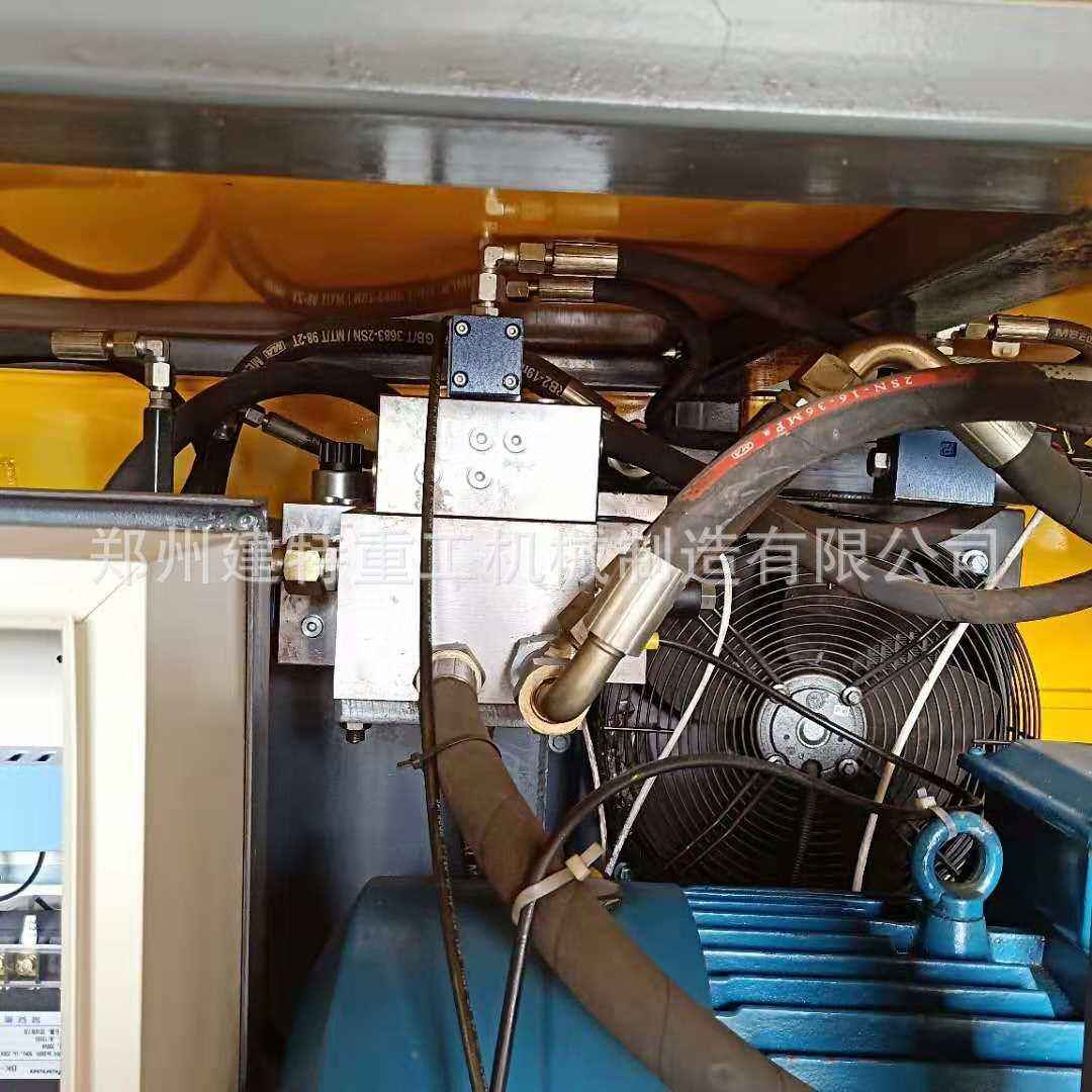 西藏厂家直销湿喷机 JTSP-90型混凝土湿喷机 泵送一体式湿喷机示例图8