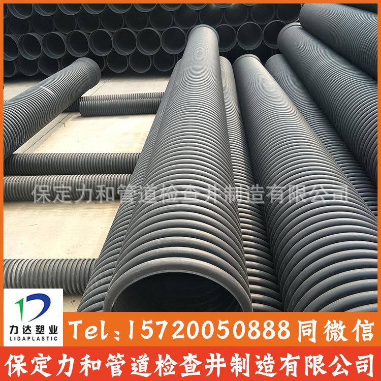 聚乙烯排水管 波纹管道 直径dn200mm至dn800mm示例图9