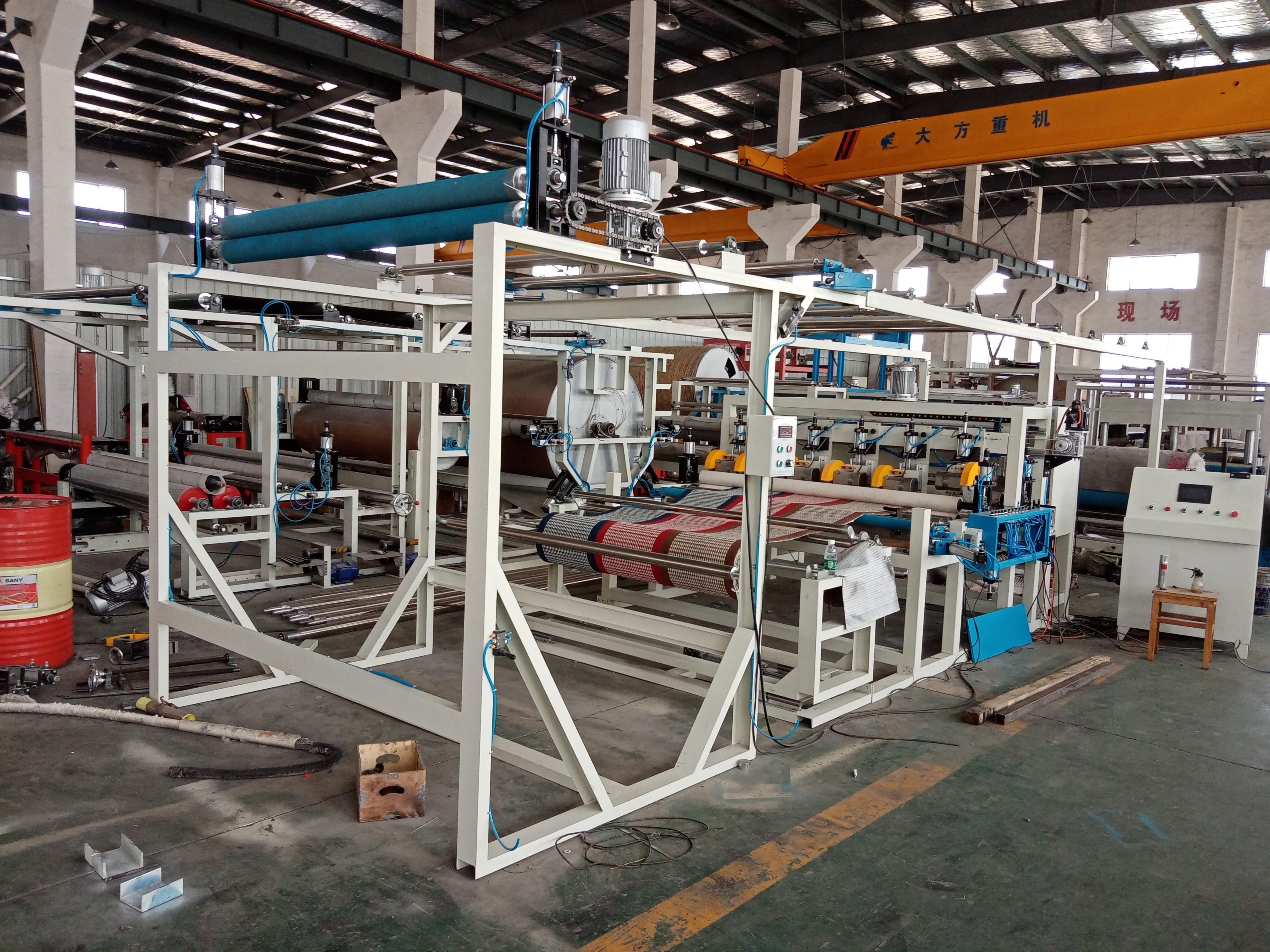 全自動分切機 面料分切 家紡切邊設備H1800 廠家供應 江蘇圣頓機械分切機生產廠家 支持在線定制示例圖5
