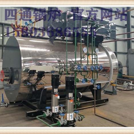 低氮燃氣蒸汽鍋爐  燃氣鍋爐