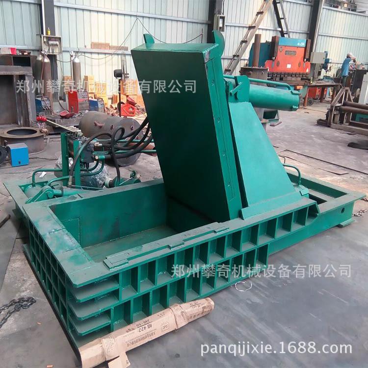 推荐铁屑金属压块机废钢压块成型机全自动液压金属打包机示例图1