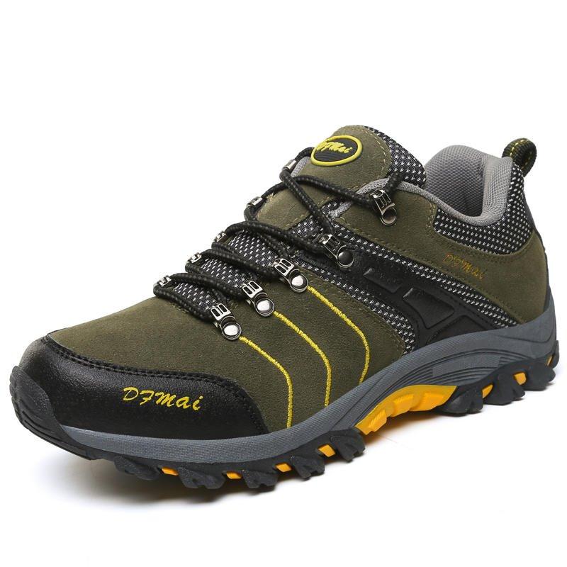 新款男鞋 輕便戶外登山鞋 徒步鞋 勞保鞋 DD-03