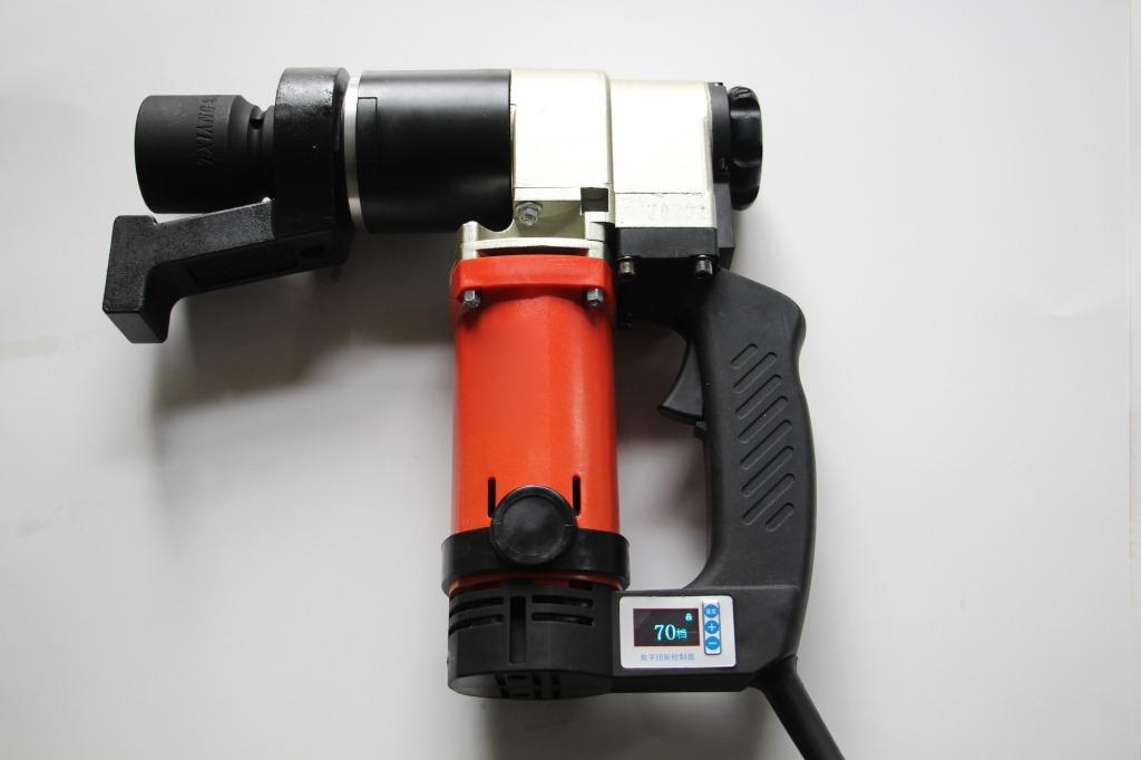 专业供应1500N.m数显电动扳手 300-1500N.m数显电动扭力/扭矩扳手示例图1
