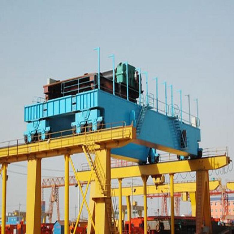 东至县起重机配件 手动单梁特种设备起重机械_未来重工