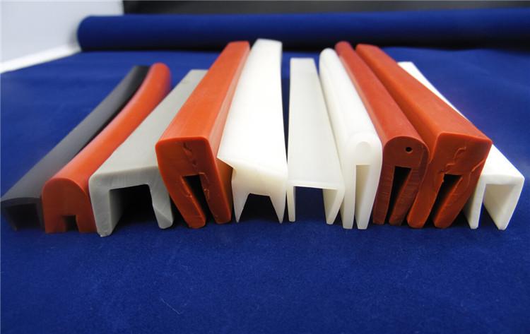 工业硅胶发泡异形条门窗机械耐高温密封条示例图10