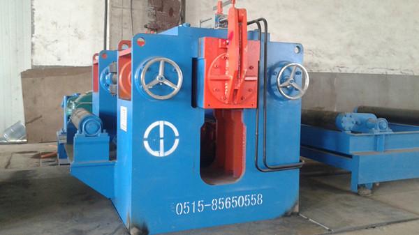 钢结构组立机定制江苏厂家现货批发直销无锡高品质H型钢组立机示例图5