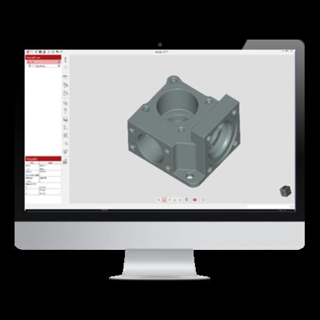全自动三维扫描仪--Solutionix C500 蓝光三维扫描仪
