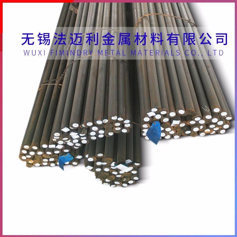 河南60si2mn圓鋼 高強度硅錳彈簧鋼