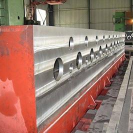數控銑床銑削加工零件 青島大型龍門銑床加工