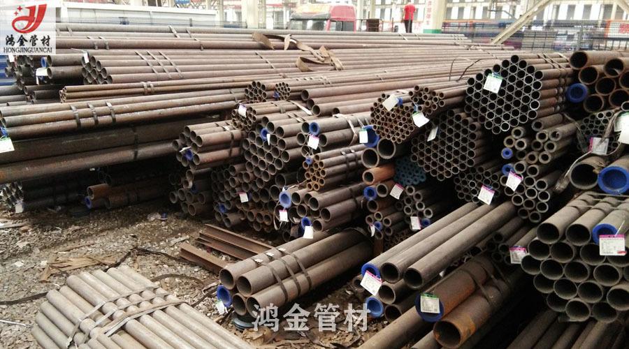 西宁38CrMoAl 钢管159*14 38CrMoAl军工钢 现货充足示例图19